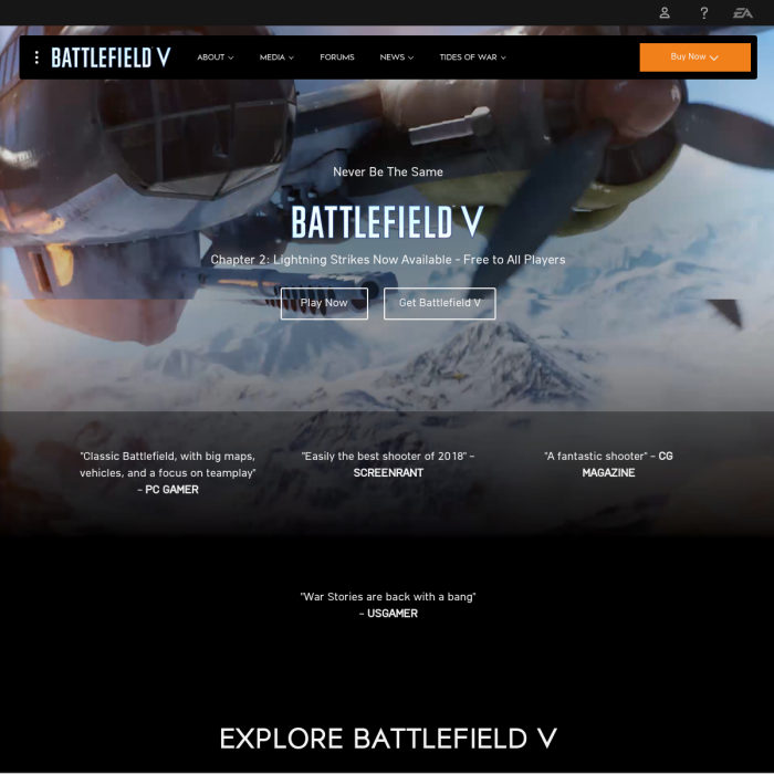 Battlefield 5 Live Player Count - How Many People Are