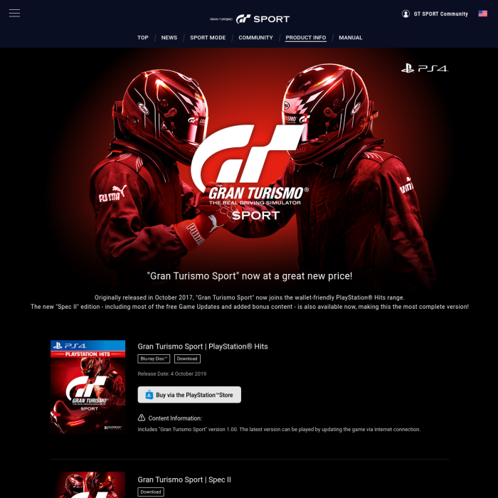 Gran Turismo Sport Player Count