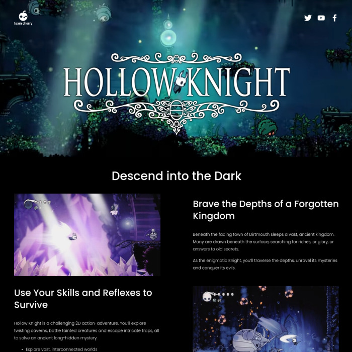 Hollow Knight Player Count