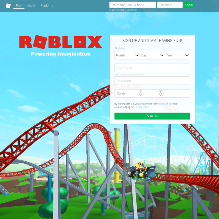 Roblox Live Player Count